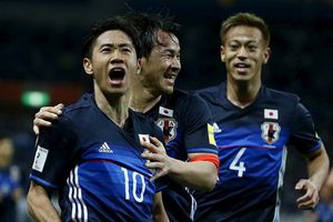 Đại sứ Nhật Bản mong đội tuyển làm nên kỳ tích như U23 Việt Nam