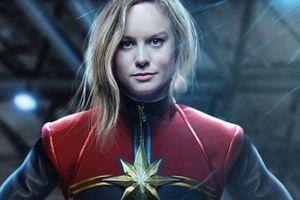 'Captain Marvel' chờ ngày ra mắt khán giả