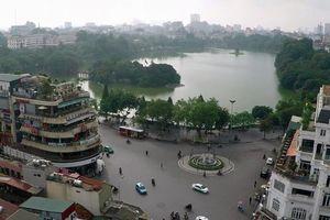 Hà Nội: Bề mặt đô thị sạch hơn, chất lượng không khí được cải thiện