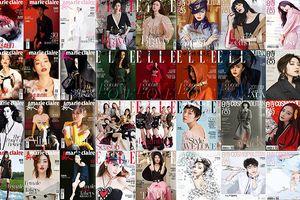 Danh sách những gương mặt sao Hoa ngữ 'check-in' tại trang bìa các tạp chí lừng danh nửa đầu năm nay
