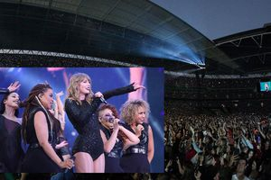 Taylor Swift đăng ảnh đám đông khổng lồ tại Reputation Tour London và đây chính là nguyên nhân 'sâu xa'!