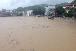 Lai Châu: 10 người thương vong do mưa lũ