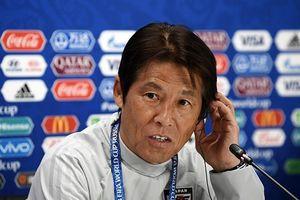 HLV Akira Nishino: Tuyển Nhật Bản không nên đọ thể lực với Senegal