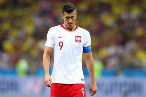 Thảm bại trước Colombia, Ba Lan chính thức bị loại ngay từ vòng bảng