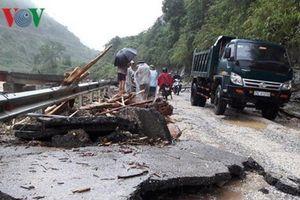Mưa lớn tiếp tục gây thiệt hại nặng nề tại các tỉnh Tây Bắc