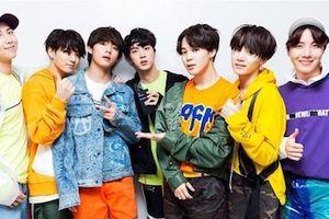 BTS tiếp tục 'gặt hái' thêm 4 chiến thắng tại giải thưởng âm nhạc Mỹ