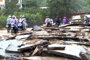 Lũ quét ở miền núi phía Bắc: 14 người chết, thiệt hại trên 110 tỷ đồng