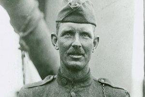 Chuyện khó tin về người lính huyền thoại trong Thế chiến 1