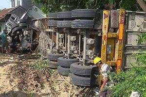 Ba người trong gia đình bị tai nạn khi đang say giấc lúc rạng sáng