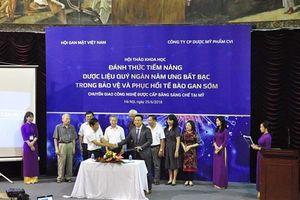 Ứng dụng thảo dược để hỗ trợ điều trị bệnh lý gan cho người Việt
