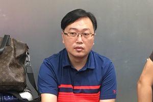 Bắt đối tượng người nước ngoài trốn truy nã nhập cảnh vào Đà Nẵng