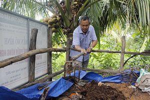 Hậu Giang: Sẽ nhân rộng mô hình ủ rơm làm phân hữu cơ