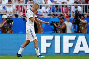 CĐV phản ứng ra sao sau thất bại đầu tiên của ĐT Nga tại World Cup?