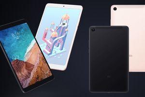 Xiaomi Mi Pad 4 ra mắt: Snapdragon 660, mở khóa khuôn mặt, giá 169 USD