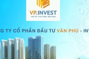 Thành tích vượt trội, Văn Phú – Invest nhận cờ thi đua của Thủ tướng Chính phủ
