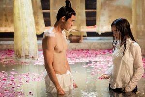 'Phù Dao hoàng hậu' lộ cảnh nóng giữa Nguyễn Kinh Thiên và Dương Mịch