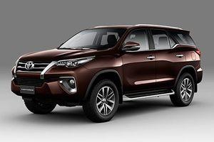 Toyota Fortuner 2018 mới 'chốt giá' hơn 1 tỷ tại VN
