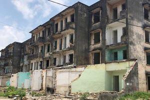 TP Sông Công: Tuyên truyền, vận động người dân di dời khỏi các chung cư xuống cấp