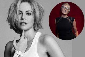 Minh tinh 'Bản năng gốc' Sharon Stone trẻ trung bất ngờ ở tuổi 60
