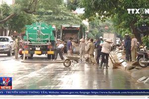 Khẩn trương khắc phục hậu quả mưa lũ tại Hà Giang