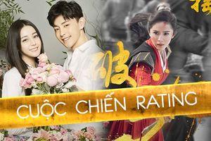 'Nghìn lẻ một đêm' của Địch Lệ Nhiệt Ba so kè rating với 'Phù Dao' Dương Mịch