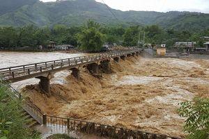 Chủ tịch UBND tỉnh Yên Bái gửi công điện chủ động ứng phó với mưa lũ
