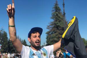 Cổ động viên Argentina: 'Chúa ơi, chúng tôi đã hồi sinh'