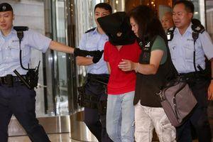 Xả súng chấn động Hồng Kông