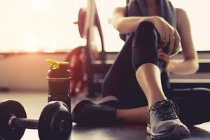 Chớ tập gym khi bụng đói!