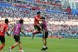 Hành trình trở thành cựu vương của tuyển Đức ở World Cup 2018