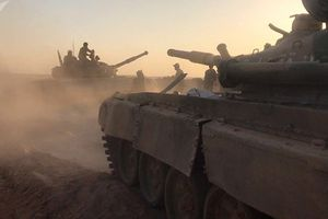 Chiến trường Syria nguy cấp vì tuyên bố bất ngờ của Nga?