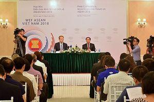 Diễn đàn kinh tế thế giới về ASEAN 2018 sắp diễn ra tại Việt Nam