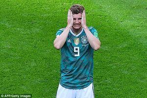 Thua sốc Hàn Quốc, Đức trở thành cựu vô địch World Cup