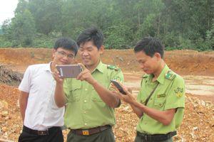 Bảo vệ, phát triển rừng với công nghệ cao