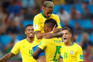 Brazil giành vé vào vòng knock-out World Cup lần thứ 13 liên tiếp