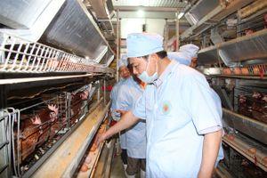 Bộ NN - PTNT thị sát doanh nghiệp 4.0 ở Đồng Nai