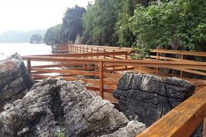 Dự án đảo Soi Sim, vịnh Hạ Long: Có xẻ núi, bêtông hóa đảo?