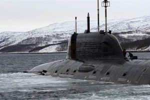 Mỹ lập 'Hạm đội hai' đối phó tàu ngầm lớp Yasen Nga