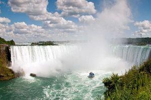 Kinh ngạc khôn xiết với điều ít người biết về thác nước Niagara