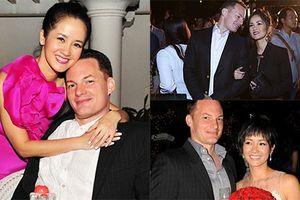 Hồng Nhung và chồng Tây hạnh phúc thế nào trước khi chia tay?