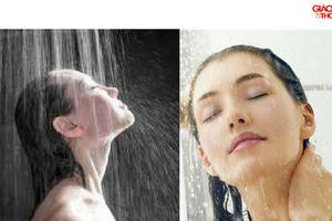 Chữa bệnh bằng tắm nước nóng – lạnh, đơn giản mà hiệu quả