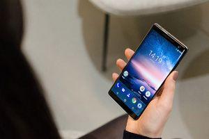 Nokia 9 màn hình nhúng máy quét vân tay ra mắt tại IFA 2018