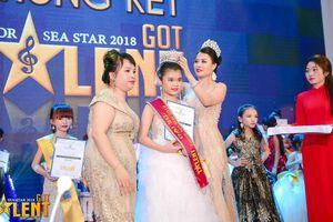 Mẫu nhí Việt cao 1m56 dự thi 'Hoàng tử & Công chúa Quốc tế 2018'