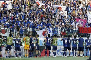 Nhật Bản vào vòng 1/8 World Cup nhờ ít thẻ vàng
