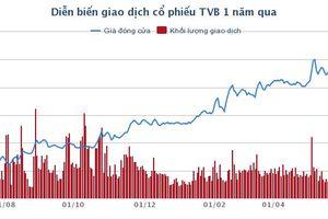 Chứng khoán Trí Việt chào sàn HOSE với giá tham chiếu 24.150 đồng/cổ phiếu