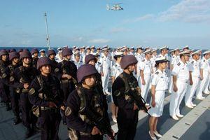Lính Trung Quốc ngày càng nhiều ở châu Phi