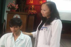 Cứu thanh niên Campuchia bị đứt lìa khí quản