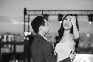 Hành động bất ngờ của Lan Khuê và bạn trai đại gia sau màn cầu hôn lãng mạn