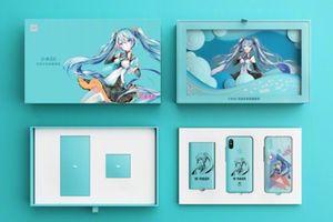 Xiaomi ra mắt bản giới hạn Mi 6X Hatsune Miku Special Edition, giá 7,37 triệu đồng