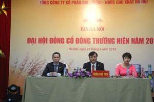 Ông Trần Đình Thanh được bầu giữ chức vụ Chủ tịch HĐQT Habeco